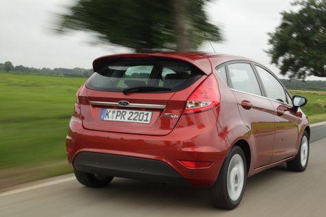 Ford Fiesta Im Dauertest Autobild De