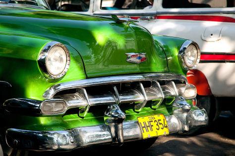Reportage Oldtimer Auf Den Stra 223 En Havannas Autobild De