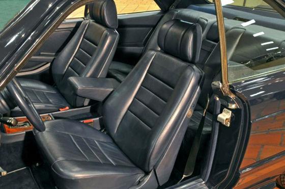 Mercedes 500 SEC W 126