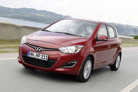 Hyundai i20 Facelift 2012