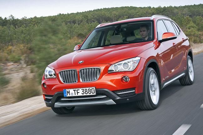 Video: BMW X1