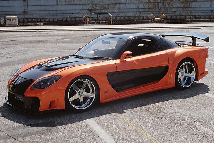 The Fast And The Furious Die Coolsten Autos Bilder Autobild De