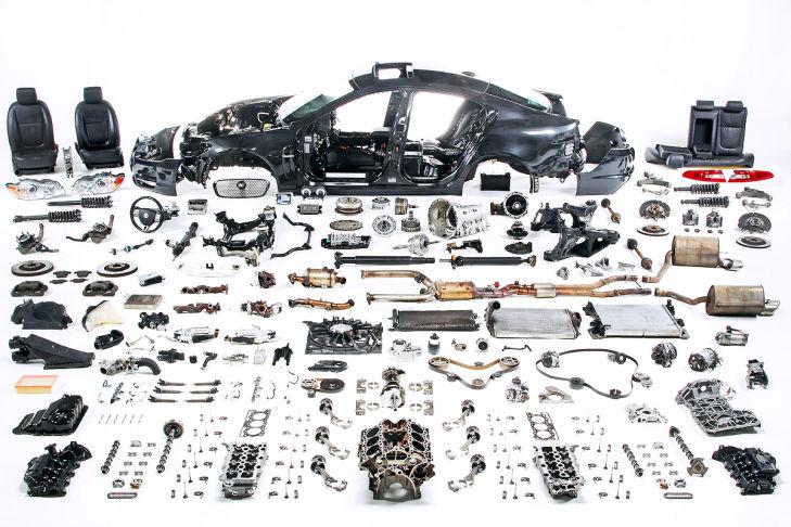 Jaguar XF: Demontage nach AUTO BILD-Dauertest