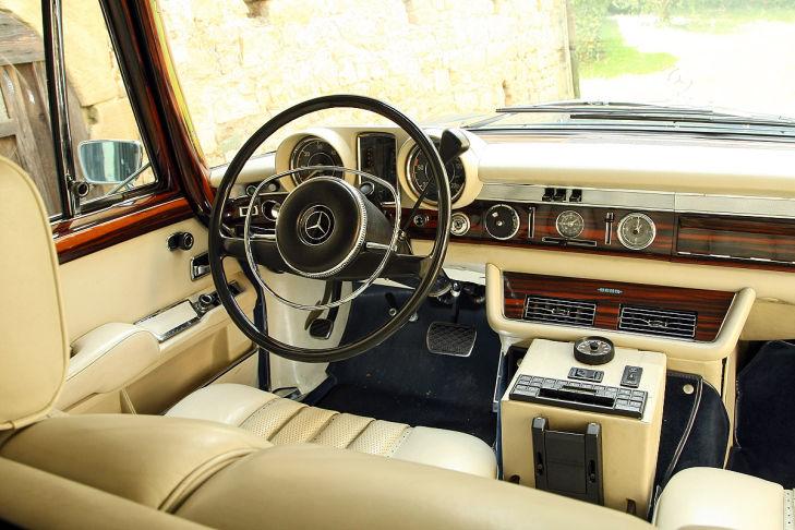 Bilder: Klassiker-Gigant Mercedes 600