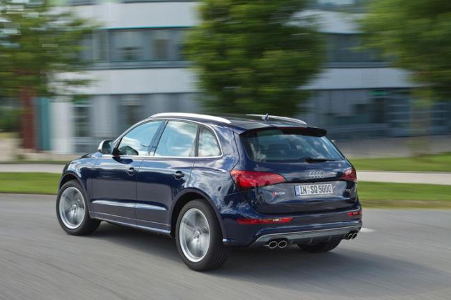 Video: Fahrbericht Audi SQ5