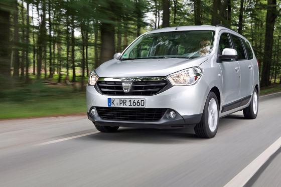Dacia Lodgy 1.5 dCi Prestige