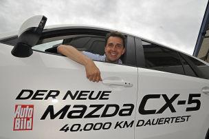 Leser testen den Mazda CX-5