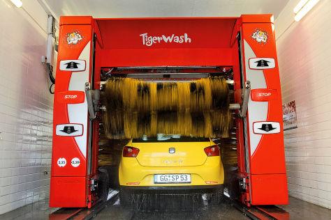 Waschanlage