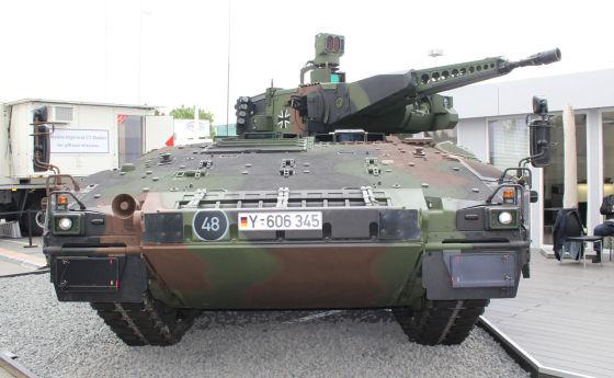 Stärkster Schützenpanzer der Welt