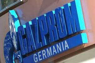 Tanken bei Gazprom