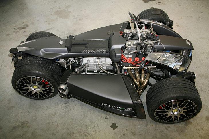 Suzuki Fourwheeler