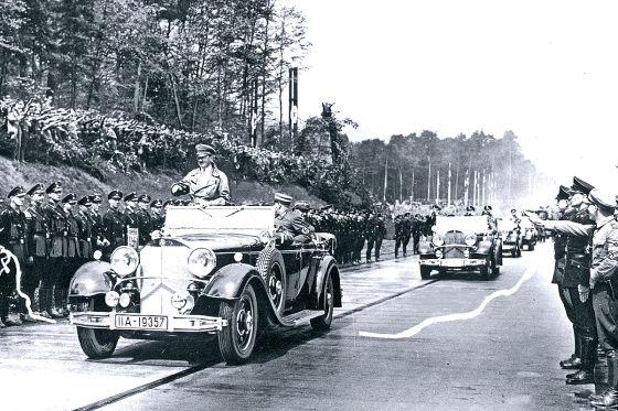 Adolf Hitler Mercedes 770 K