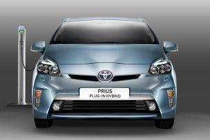 Toyotas Elektropläne