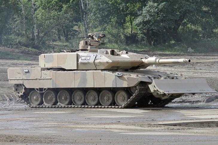 Leopard A7+