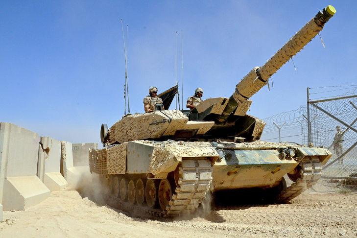 Leopard A7+ Canada