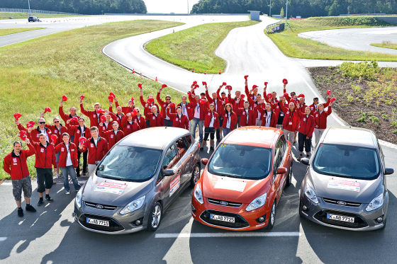 Deutschlands bester Autofahrer 2012