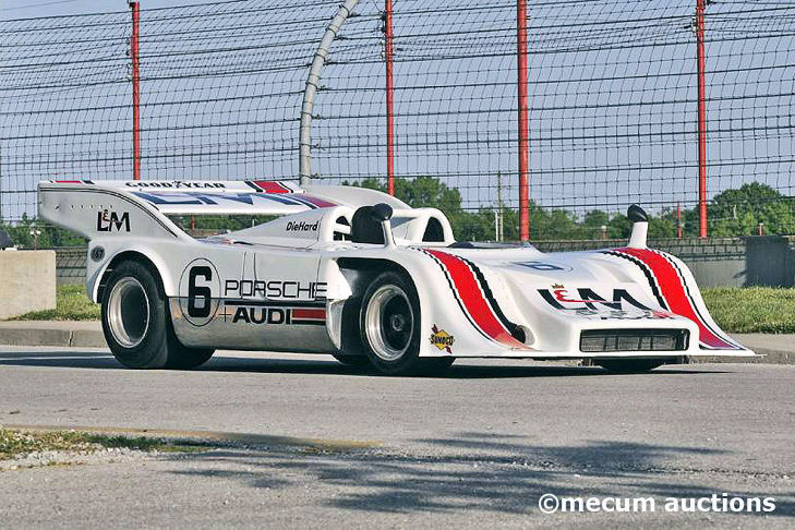 Porsche 917/10 bei der Mecum Auktion in Pebble Beach