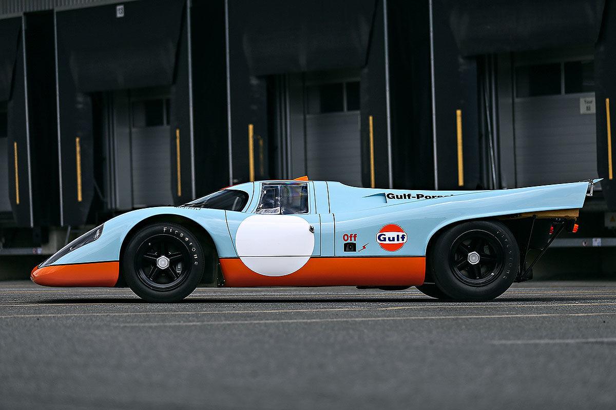 Steve McQueens 917 unterm Hammer