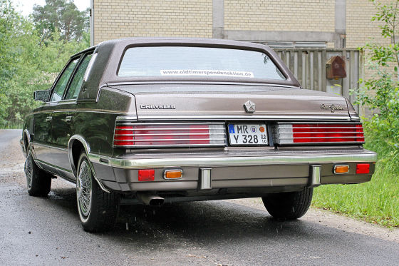 Chrysler New Yorker 2.2 Turbo