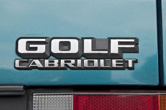 VW Golf I Cabriolet Coast