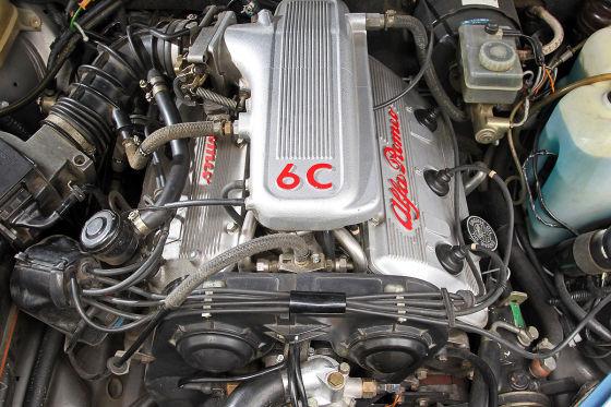 Alfa Romeo 75 3.0 V6 America