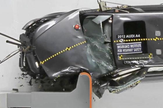 Deutsche Crash-Versager