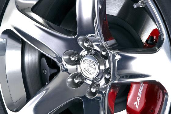 Dodge Viper SRT GTS Launch Edition