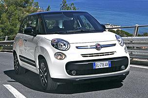 Video: Fiat 500L
