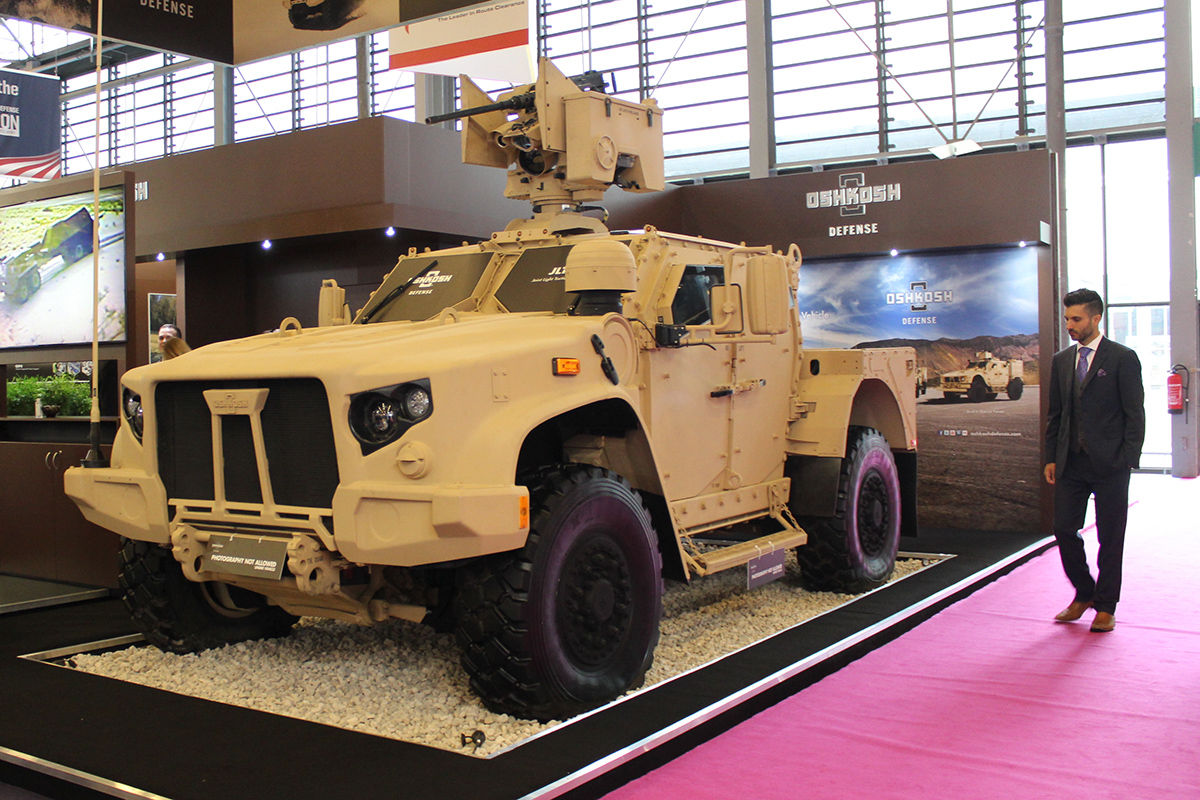 Humvee-Nachfolger Oshkosh JLTV & alle Mitbewerber