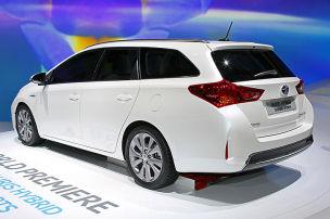 Kompakt-Kombi von Toyota