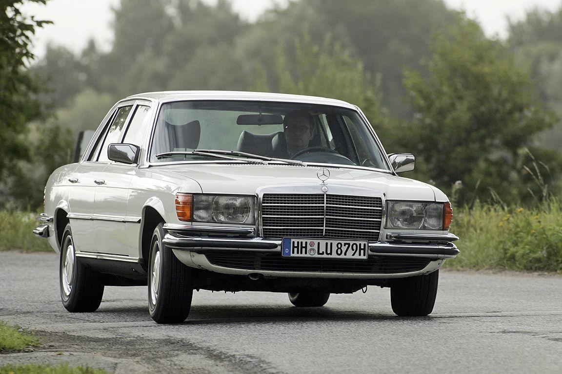 Mercedes S-Klasse W 116
