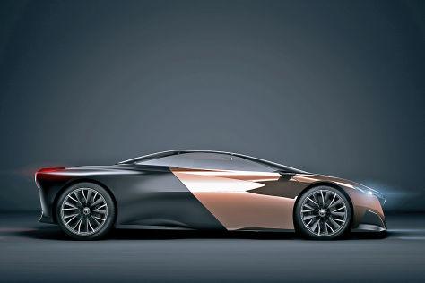 Range Rover Onyx >> Peugeot Onyx Concept: Autosalon Paris 2012 - autobild.de