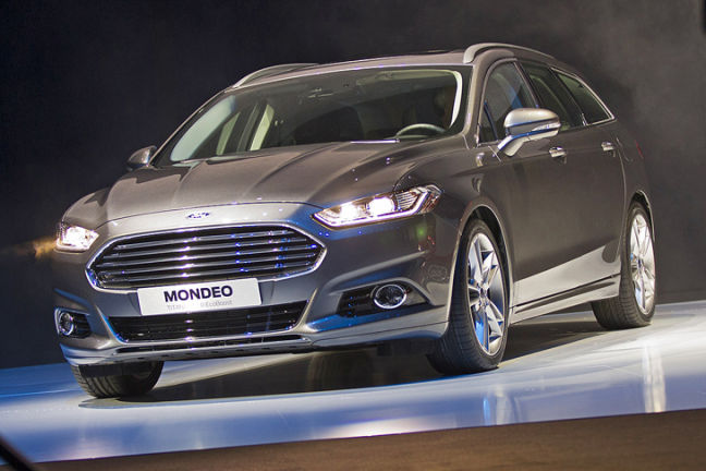 Video: Ford Mondeo