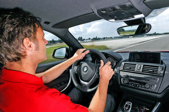 BMW 1er Dreizylinder