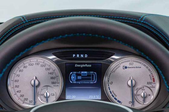 Mercedes Concept B-Class Electric Drive