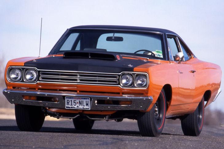 die coolsten muscle cars - bilder - autobild.de