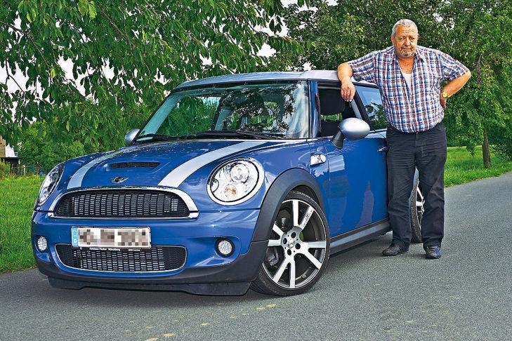Herbert Rödel Mini Cooper S