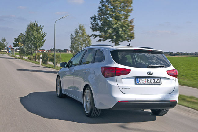 Video: Kia cee'd SW