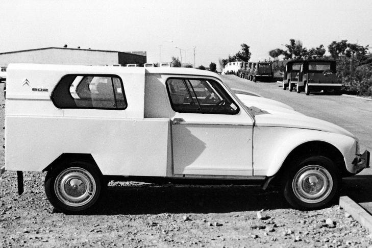 Citroën Jyane 1968