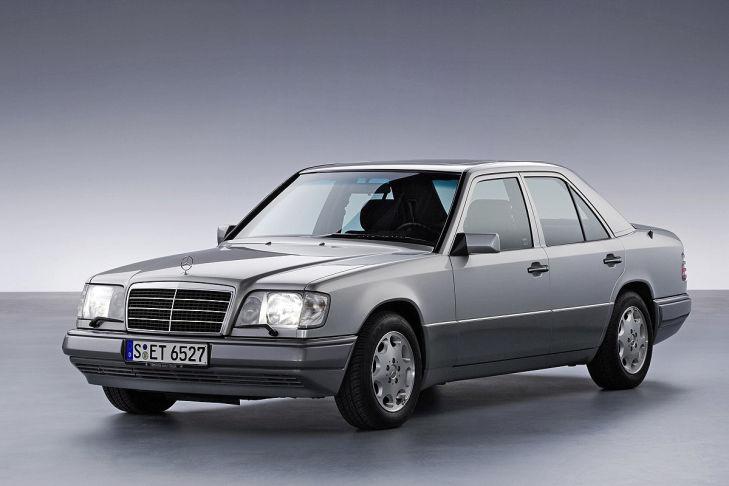 Mercedes 300 E 1993-1995