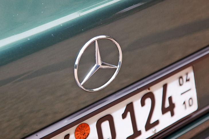 Mercedes 300 E W 124