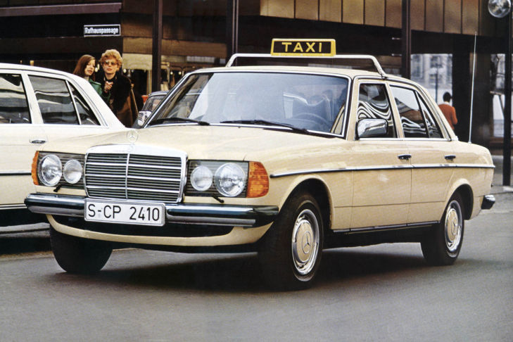 Mercedes /8 1967-1976