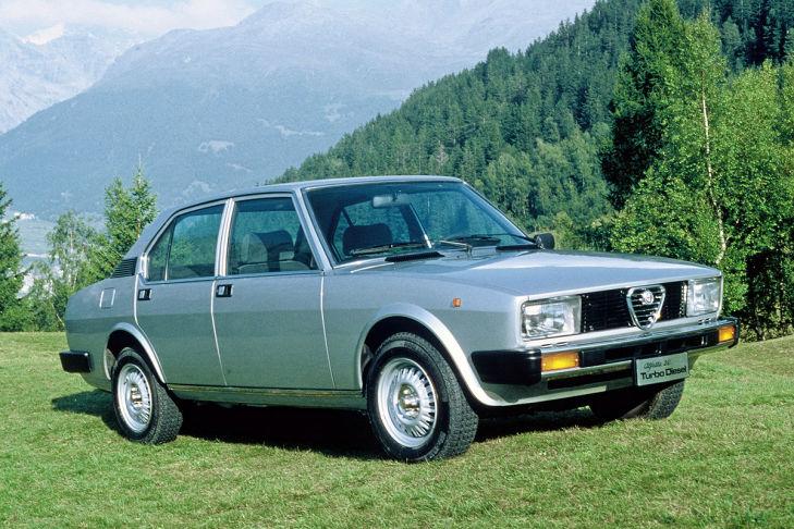 Alfa Romeo Alfetta 1972-1984