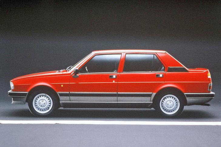 Alfa Romeo Giulietta Typ 116