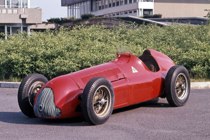 Alfa Romeo Tipo 158/159