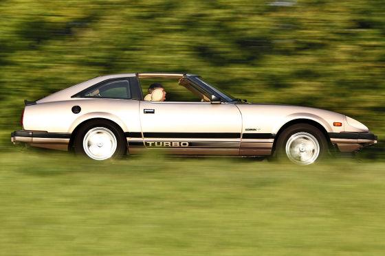 kaufberatung: nissan 280zxt turbo - autobild.de