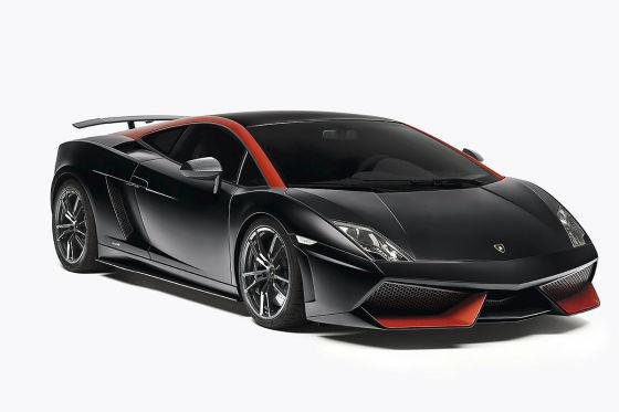 Lamborghini Gallardo LP 570-4 EdizioneTecnica (2012)