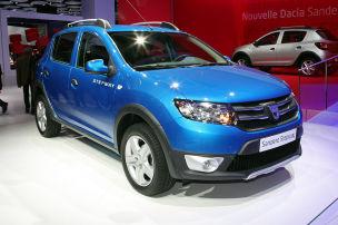 Das kostet der Dacia Stepway