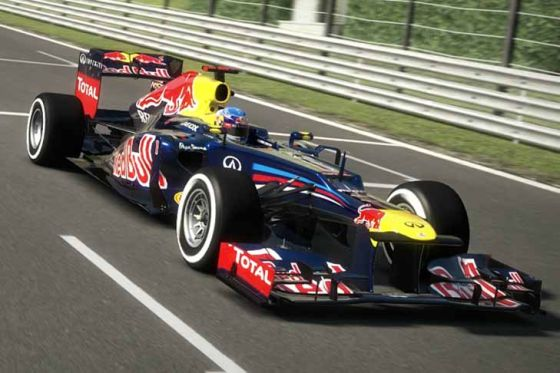 "Race-Game ""F1 2012"""
