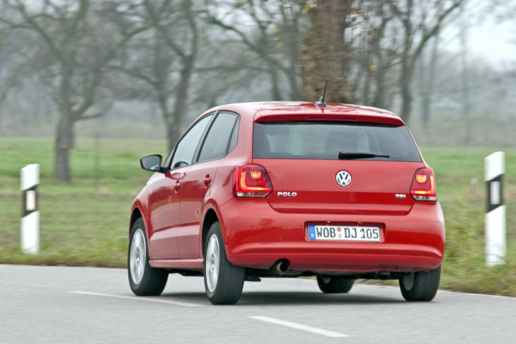 VW Polo 1.2 TSI